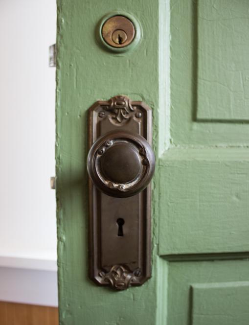 Original doorknob