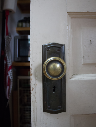 Original doorknob