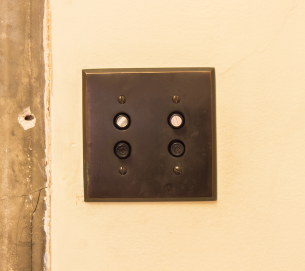 Push button swith